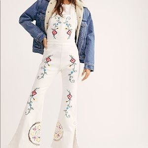 NWT Fillyboo at the heart of it all jumpsuit